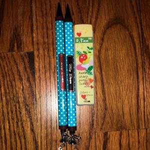 Other - Lead Pencils from South Korea with Extra Lead